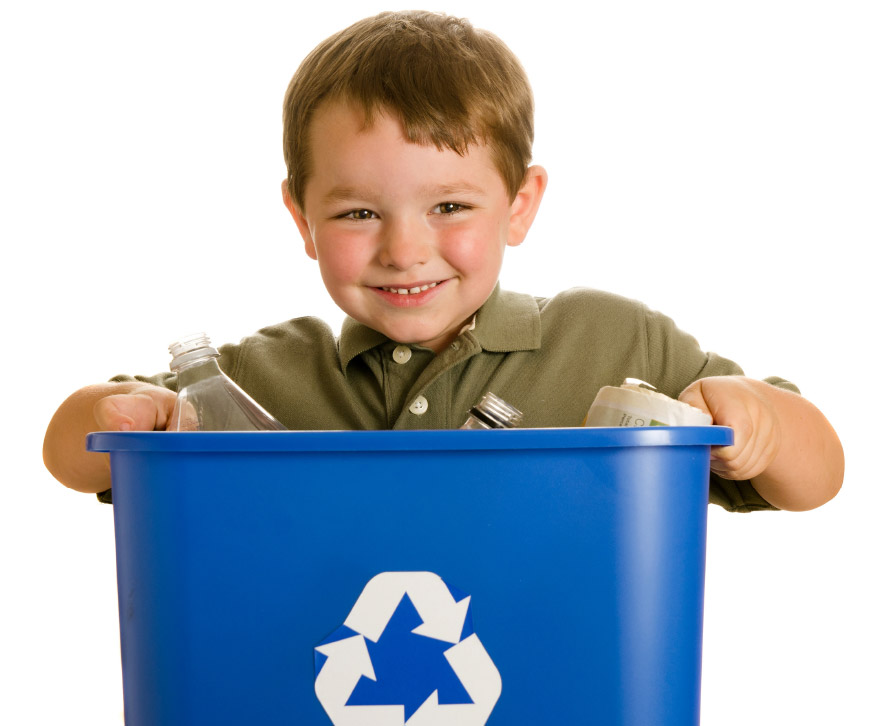 Recycling Program Feature
