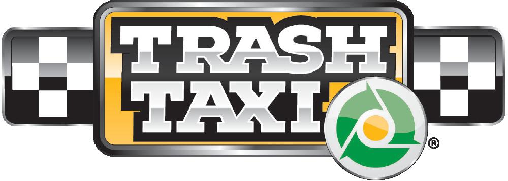Trash Taxi Logo